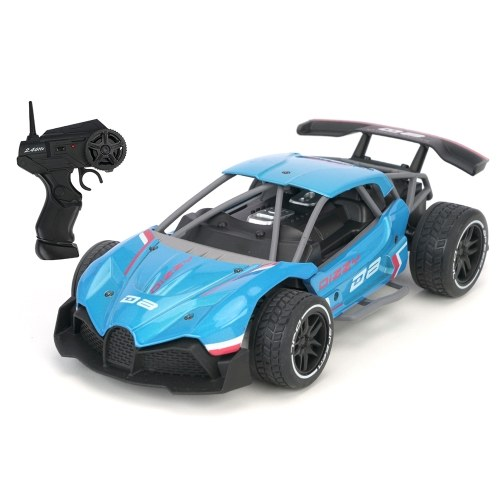 1/16 2.4G RC Drift Aleación Control remoto Drift Car High Speed Racing Car Toy