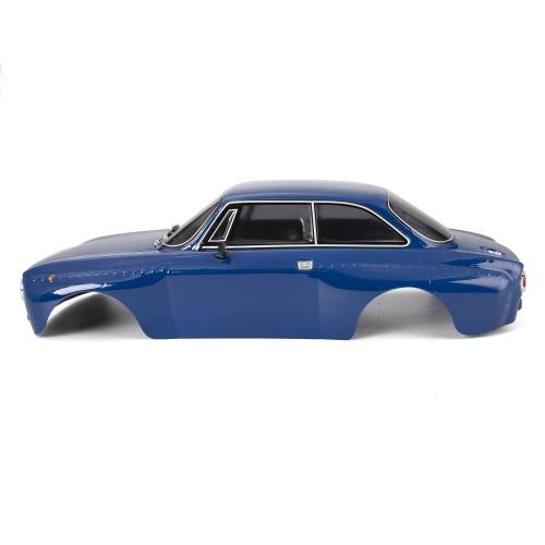 Killerbody 48321 RC Car Body Shell Kit para 257mm Distância entre eixos para 1/10 RC Touring Car Frame Impresso acabado Car Body Imitar Alfa Romeo 2000 GTAm