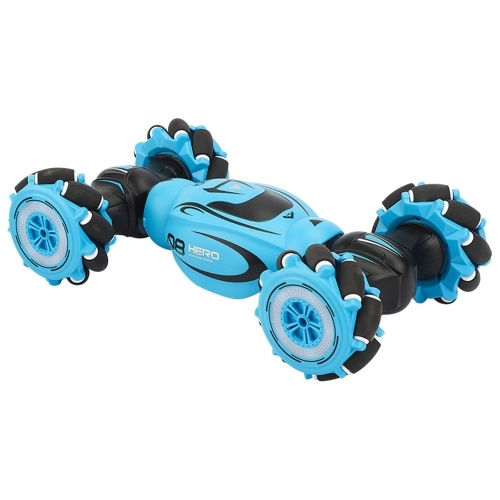 1:16 Watch / 2.4GHZ Remote Control Double-sided Drive RC Stunt Car