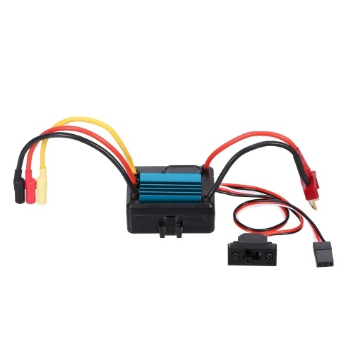 GOOLRC 35A Brushless ESC Electric Speed Controller for 1/16 1/18 RC Car Truck