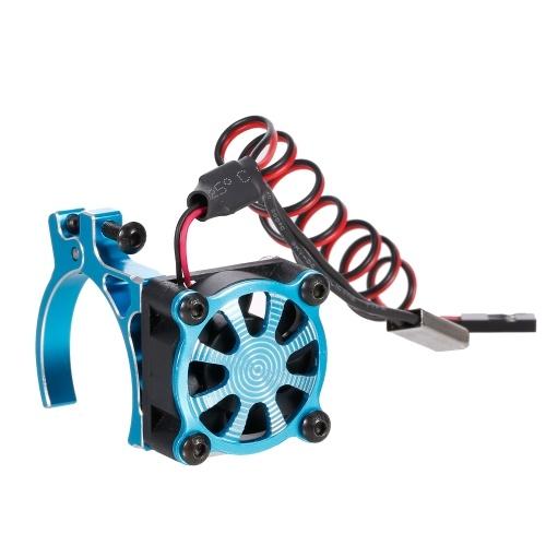 Ventola di raffreddamento motore Dissipatore di calore del radiatore del motore con sensore termico per motore serie 3600 Motore 550/540
