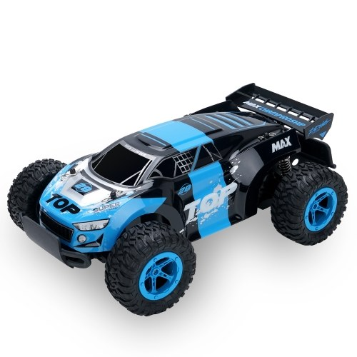 YDJIA D887 RC Racing Car 2.4Ghz 1:14 4WD Off-road Electric Remote Control Cross-Country Car High Speed Auto Drift Rechargeable Race Vehicle Trucks Image