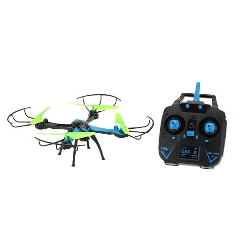 Ursprüngliche JJR / C H98 2.4G 4CH 6-Achsen-Gyro RC Quadcopter mit 0.3MP Kamera 3D-Flip Auto-Return CF Modus Funktion