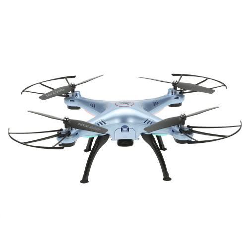 SYMA X5HC 2.4GHz 4CH 6-axis Gyro RC Quadcopter with 2.0MP HD Camera