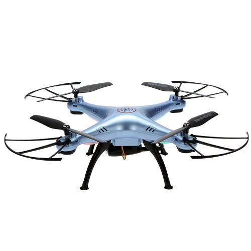 Camera originale SYMA X5HW Wifi FPV 0.3MP HD RC Quadcopter con 360 ° eversione CF modalità Hover Funzione