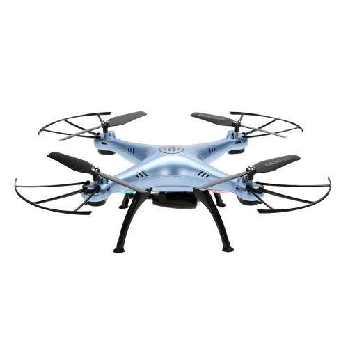 Original SYMA X5HW Wifi FPV 0.3MP Caméra RC Quadcopter avec 360 ° Eversion CF Mode Hover Fonction