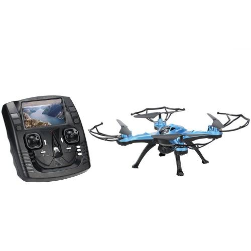 Original GOOLRC T5G 5,8 G FPV 2.0 MP HD câmera RC Quadcopter com uma chave retornar CF modo função eversão de 360 °