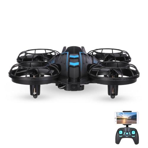 Original-JXD 515W Wifi FPV 0.3MP Kamera Drone 2.4G 4CH 6-Achsen RC Quadcopter G-Sensor Selfie Barometer Höhe Hold-RTF