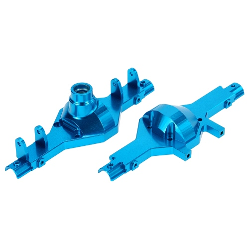 SCX10-16 Aluminum Alloy Solid Axle Set (Only Shell) for 1/10 AXIAL SCX10 RC Car