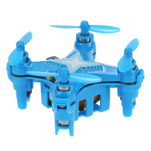 Original Create Toys E904 2.4G 4CH 6 Axis Gyro Безголовый режим 3D Flip Drone RC Quadcopter