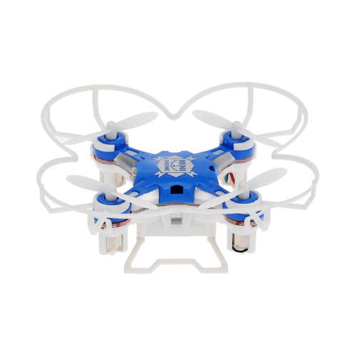 Оригинальный FQ777 124 2.4G 4CH Шестиопорный гироскоп Pocket Drone RC Quadcopter RTF с однокнопочным возвратом Безглавой режим 3D-флип Функция