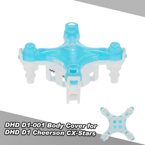 Original DHD D1-001 Body Cover for DHD D1 Cheerson CX-Stars RC Quadcopter