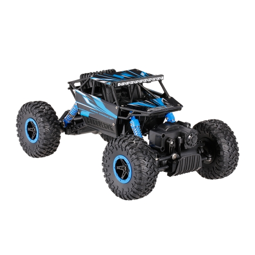 Originale HB-P1802 2.4GHz 4WD 1/18 Scala Rock Crawler RC Car Blue