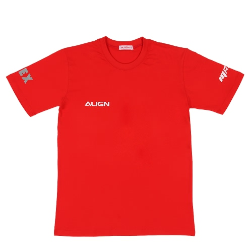 Oryginalny Align HOC00218 Pilot krótkim rękawem T-shirt dla Align MR25X FPV RC Quadcopter