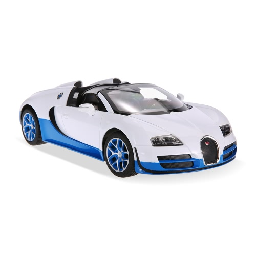 RASTAR 70400 R/C 1/14 Bugatti Grand Sport Vitessei Radio Remote Control Model Car