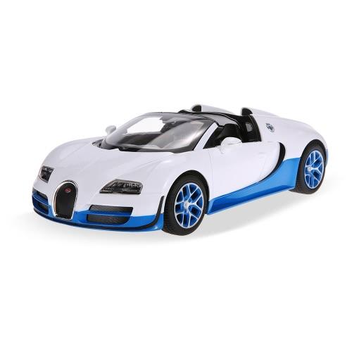 RASTAR 70400 R / C 1/14 Bugatti Grand Sport Vitessei Radio Pilot model samochodu