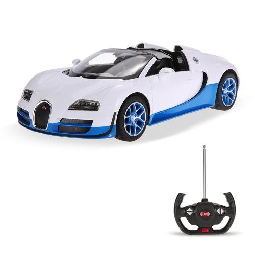RASTAR 70400 R / C 1/14 Bugatti Grand Sport Vitesseiラジオリモコンモデルカー