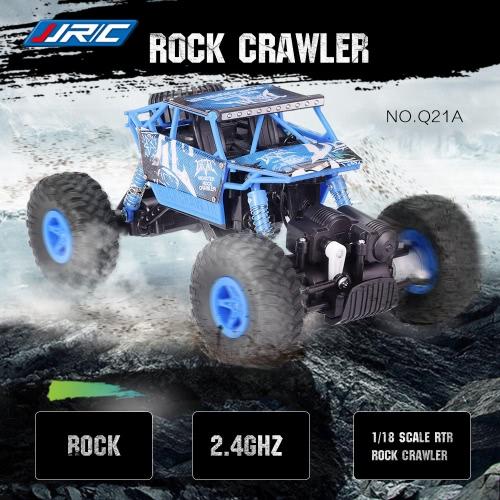 JJRC NO.Q21A 1/18 2.4GHz 4WD RTR Rock Crawler RC Car Upgraded Version