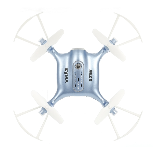 Original Syma X21W WiFi FPV 0.3MP Camera Altitude Hold G-sensor Flight Path RC Drone