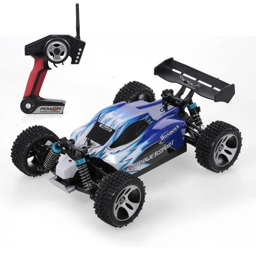 Wltoys A959 1:18 2.4Ghz Off Road RC Trucks 4WD 45KM/H High Speed Vehicle Racing Buggy Car RTR