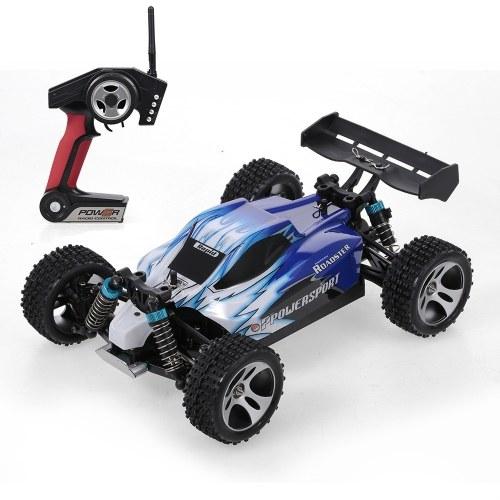 Wltoys A959 1:18 2.4Ghz Off Road RC Trucks 4WD 45 км / ч высокоскоростной гоночный автомобиль гоночный автомобиль RTR