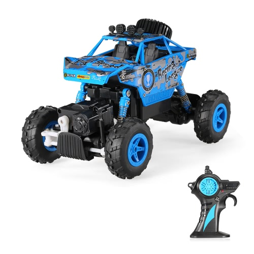 CREATIVE DOPPIA STAR 1150 1/20 Salita in auto RC Car Crawler Off-Road