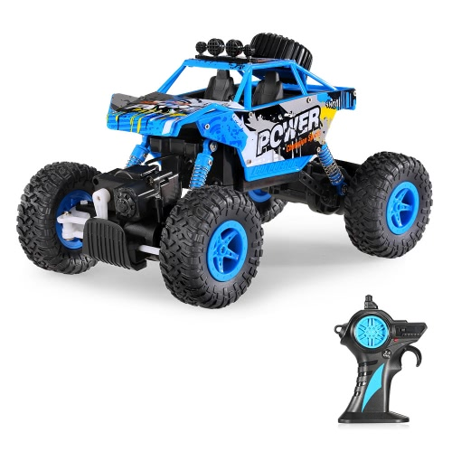 CREATIVE Double Star 1139 1/18 2.4G 4WD RTR Re Turned Climb Off-road Rock Crawler RC auto
