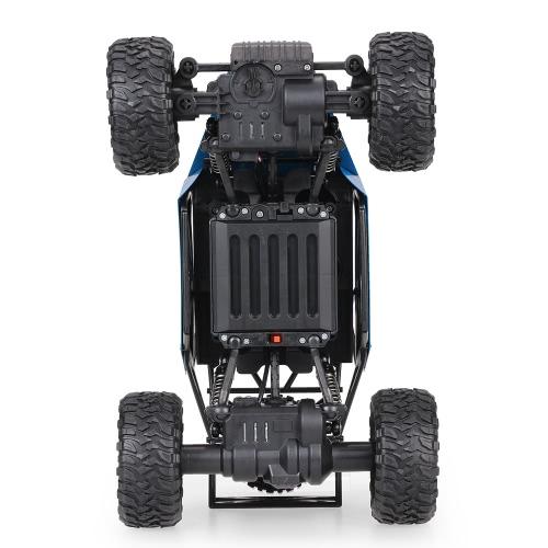 Original JJR/C Q15 1/14 2.4GHz 4WD Alloy RTR Rock Crawler Off-road Vehicle RC Car от Tomtop.com INT