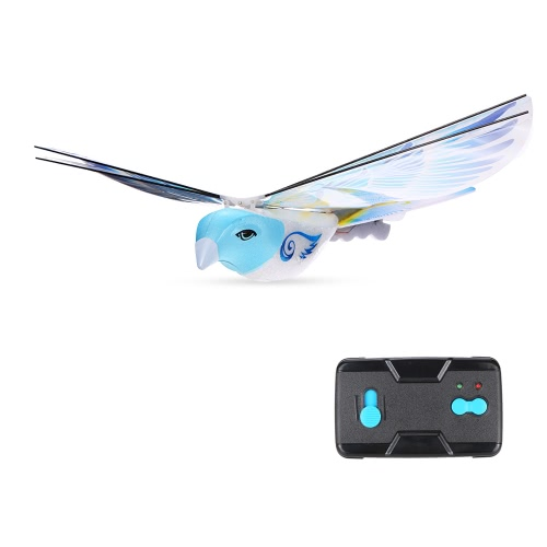 TECHBOY 98007+ 2.4GHz Fernbedienung Authentische E-Vogel Taube Flying Bird RC Spielzeug