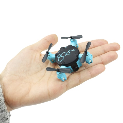 FQ777 FQ04 2.4G 4CH 6-axis Gyro Mini Pocket RC Drone with 0.3MP Camera RTF Quadcopter