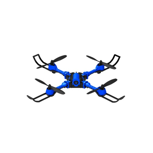 Yizhan iDrone i5hw 2.4G 4CH caméra 0.3MP WiFi FPV Drone Altitude Hold RC contrôleur d'application Quadcopter pliable