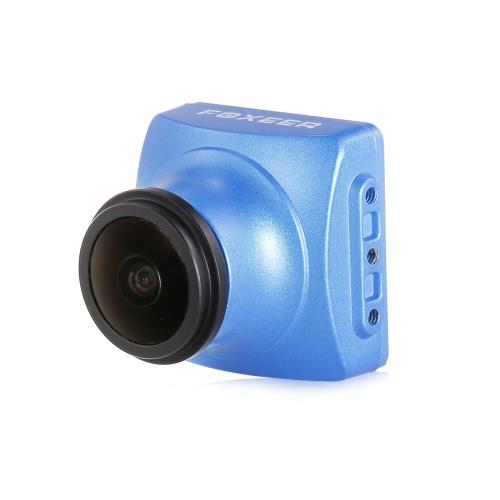 FOXEER HS1196 Night Wolf V2 700TVL 1/2 pouce CCD caméra FPV PAL Audio OSD intégré pour QAV250 210 Racing Drone Aerial Photography