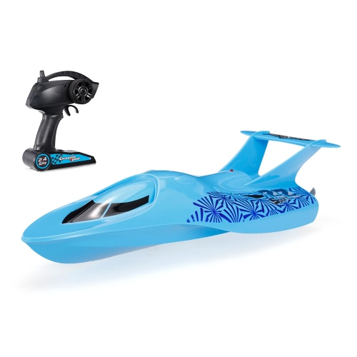 Crea giocattoli Star Wing Star 3322 2.4GHz Mini Radio Control Electric Racing Boat RTR