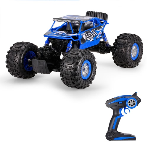 ZEGAN ZG-C1201W 1/12 2.4G 4WD Alloy Body Shell Anphibious Crawler RC Buggy Car