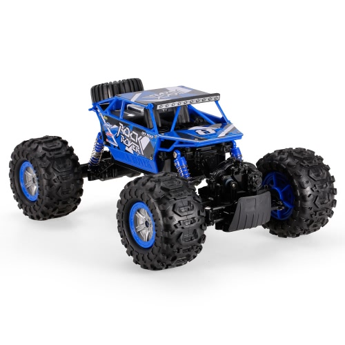 ZEGAN ZG-C1201W 1/12 2.4G 4WD Alloy Body Shell Amphibious Crawler RC Buggy Car
