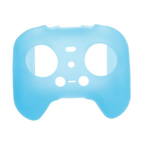Silicona control remoto de la cubierta de la piel protectora antideslizante Scratch resistencia anti-polvo para XIAOMI MI Drone FPV Drone transmisor