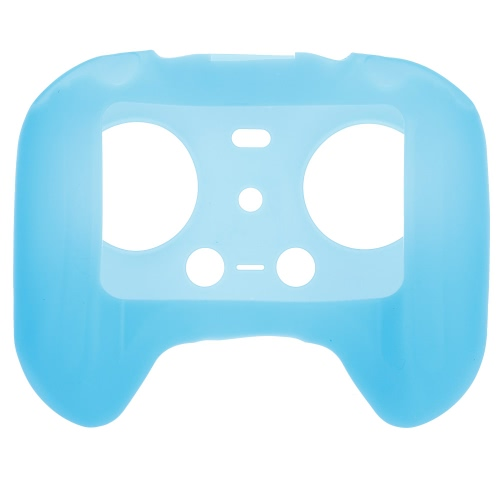 Silicone Remote Controller Cover Protective Skin Anti-Slip Scratch Resistance Anti-Dust for XIAOMI MI Drone FPV Drone Transmitter