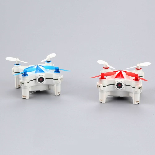 Cheerson CX-OF 2.4G 4CH Optical Flow 0.3MP Caméra Wifi FPV Quadcopter Mini Drone Selfie Hauteur Hold Quadcopter RTF