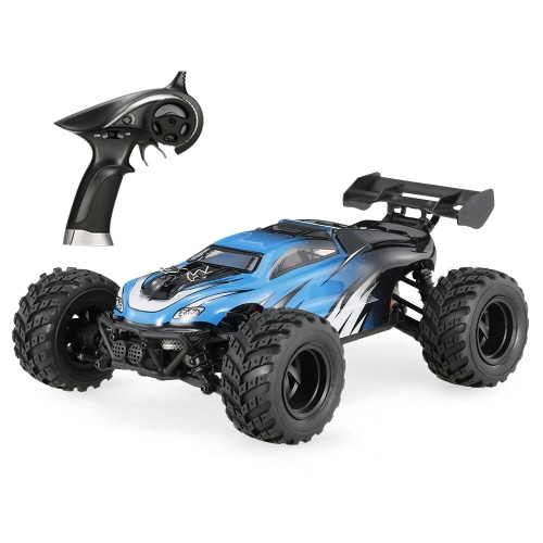 HBX 1/18 18858 2.4GHz 4WD Hochgeschwindigkeits-Elektrisches Auto Off-Road RC Buggy Racing Truggy Monster Truck RTR