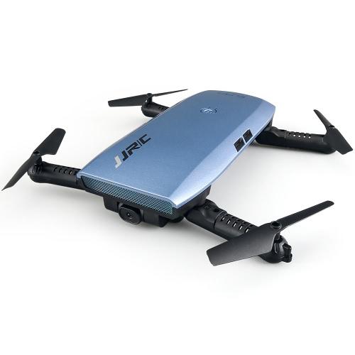 Oryginalny aparat fotograficzny JJRC (JJR / C) H47 720P WIFI FPV Wysokość drągu Zatrzymaj kontrolę nad czujnikiem G Czujnik składany RC Selfie Quadcopter