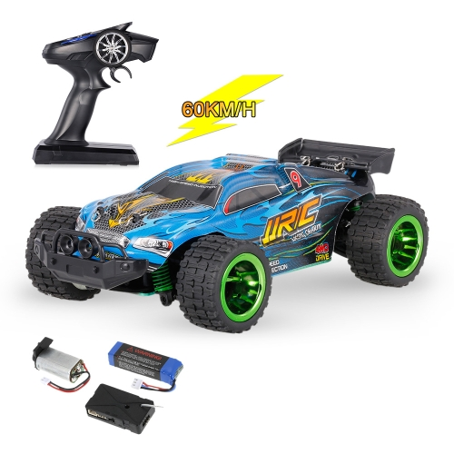 JJRC Q36 2.4GHz 4WD 1/26 Electric 0ff-road RC Car RTR with Extra Upgraded 60km/h ESC Motor Set