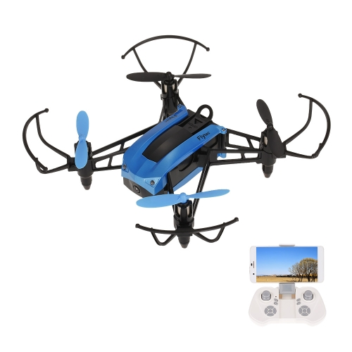 Original Flytec T12S WiFi FPV 0.3MP Câmera Selfie Drone Altitude Hold G-sensor RC Quadcopter