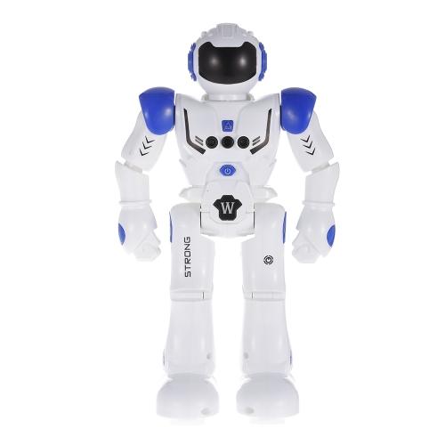 HONGTUO HT9930-1 Intelligent Programming Gesture Sensing Robot RC Toy Gift para crianças Entretenimento infantil