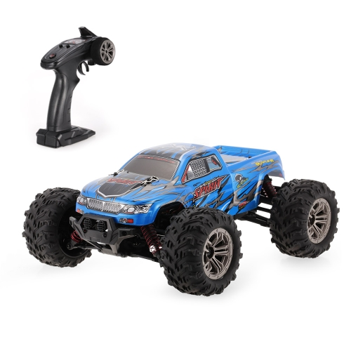 1/16 32 km / h 2.4GHz 4WD High Speed Racing Car Remote Control Monster Truggy RC pojazd terenowy