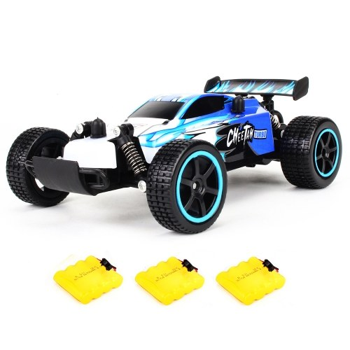 KY TOYS 1881 2.4GHz 2WD 1/20 Brushed Electric RTR RC Racing Drift Car с тремя батареями