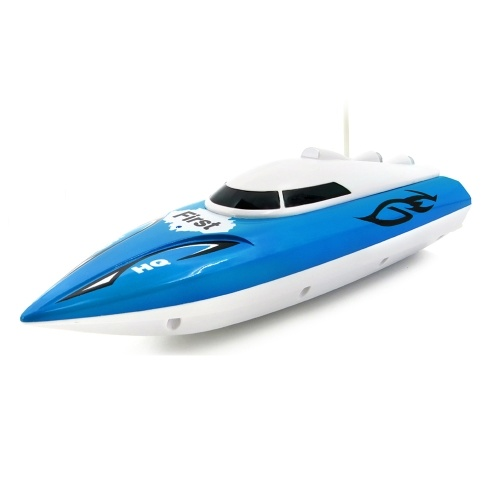 Flytec  HQ2011-15A Mini Infrared Control Boat Super Speed Electric RC Ship Toys