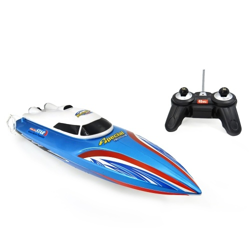 Flytec HQ5010 Infrared Control Boat 15km/h Super Speed Electric RC Ship Toys