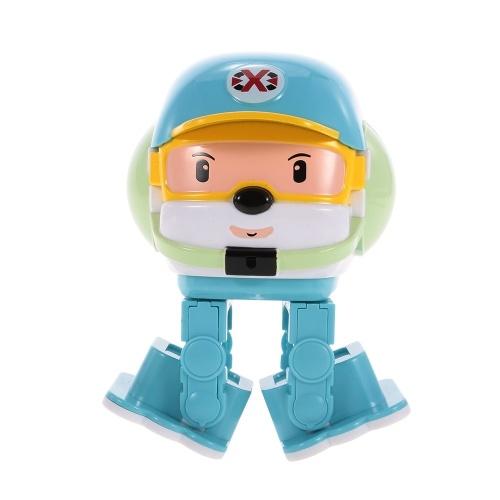 Controllo induzione a infrarossi Cute Hero Early Education Intelligent Robot Musical Dancing RC Toy Regalo per bambini