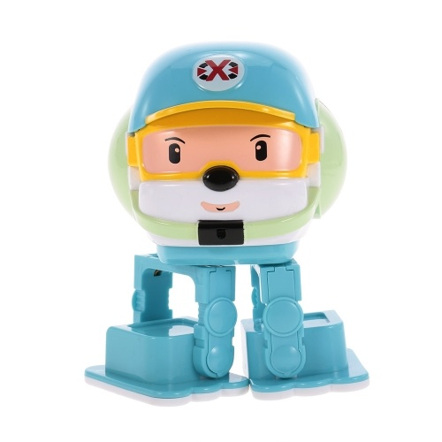 Controllo induzione a infrarossi Cute Hero Early Education Intelligent Robot Musical Dancing RC Toy Regalo per bambini