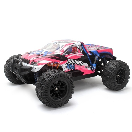 KYAMRC KY-2819A 2.4GHz 1:18 4WD Off-Road Remote Control Crawler Truck 35KM/H High Speed Racing Vehicle Image